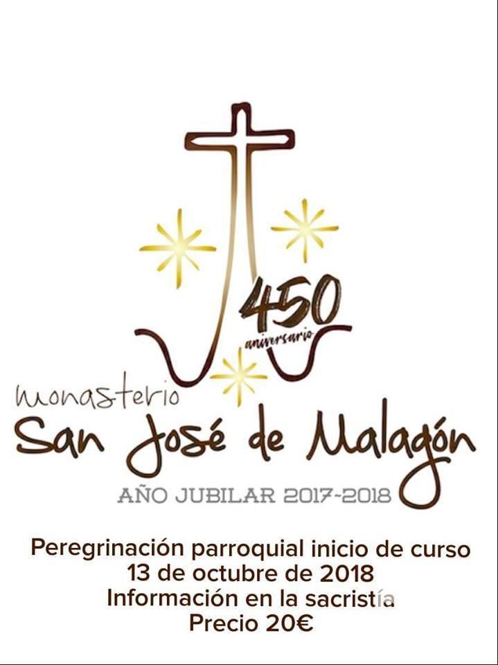 peregrinaci%C3%B3n parroquial a Malag%C3%B3n - La parroquia de Herencia realizará una peregrinación a Malagón