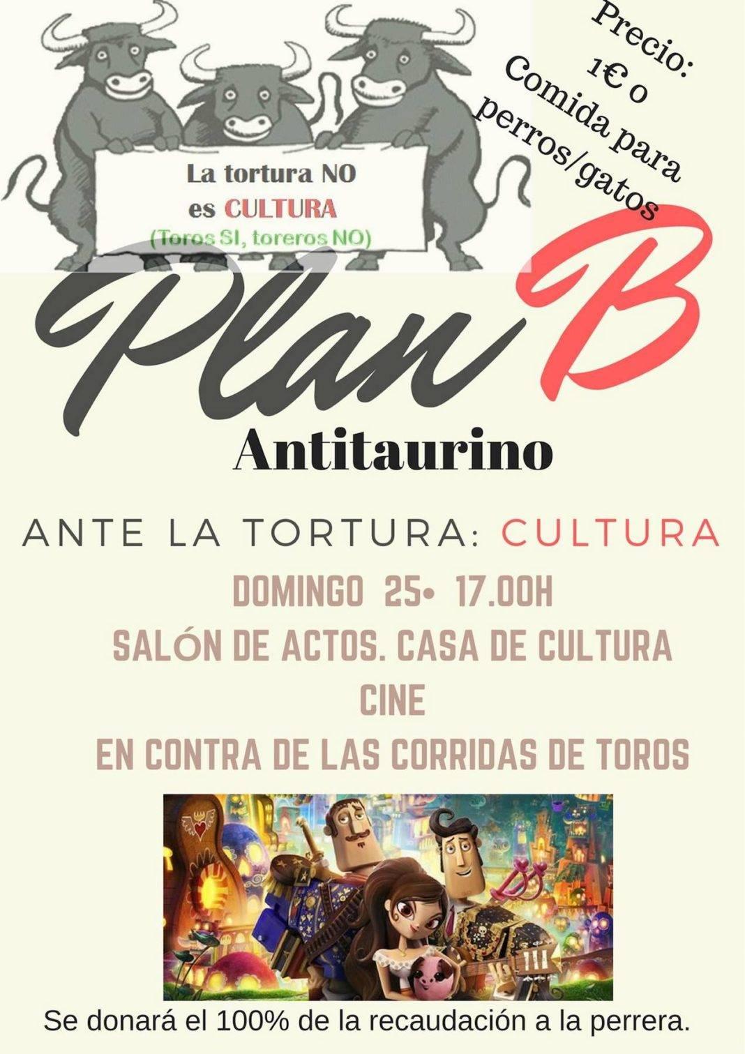 plan b antitaurino feria herencia 2018 1068x1511 - Este año de momento sin Plan B Antitaurino para la Feria y Fiestas en Herencia
