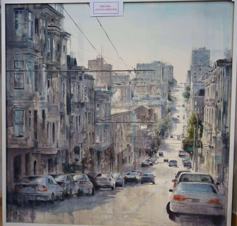 """premio ayuntamiento XXXVI Concurso Nacional de Pintura - Obras premiadas en el XXXVI Concurso Nacional de Pintura """"Jesús Madero"""""""