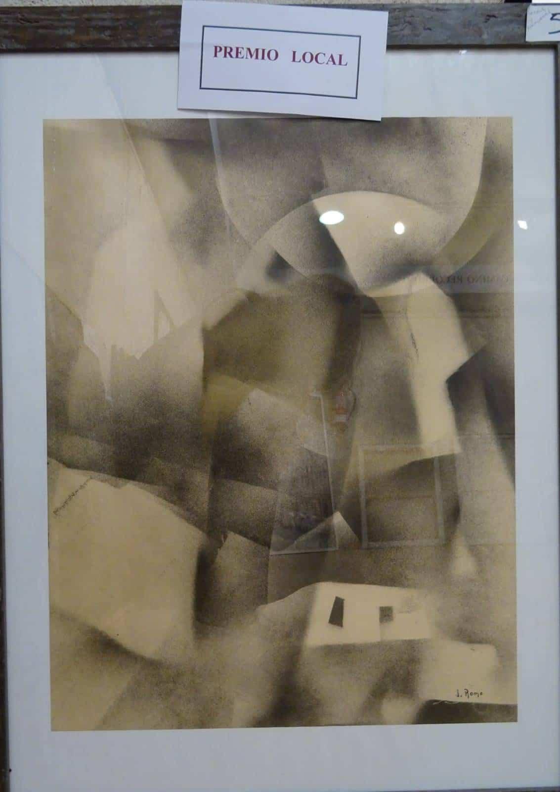 """Obras premiadas en el XXXVI Concurso Nacional de Pintura """"Jesús Madero"""" 4"""