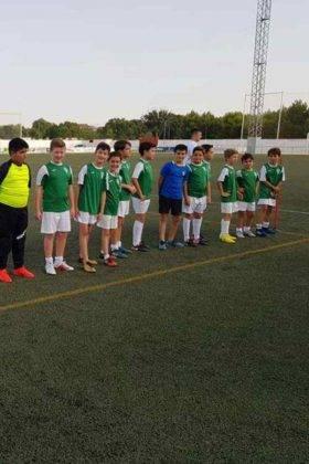 Presentación de las plantillas del primer equipo y del juvenil del C.D. Herencia C.F. 14