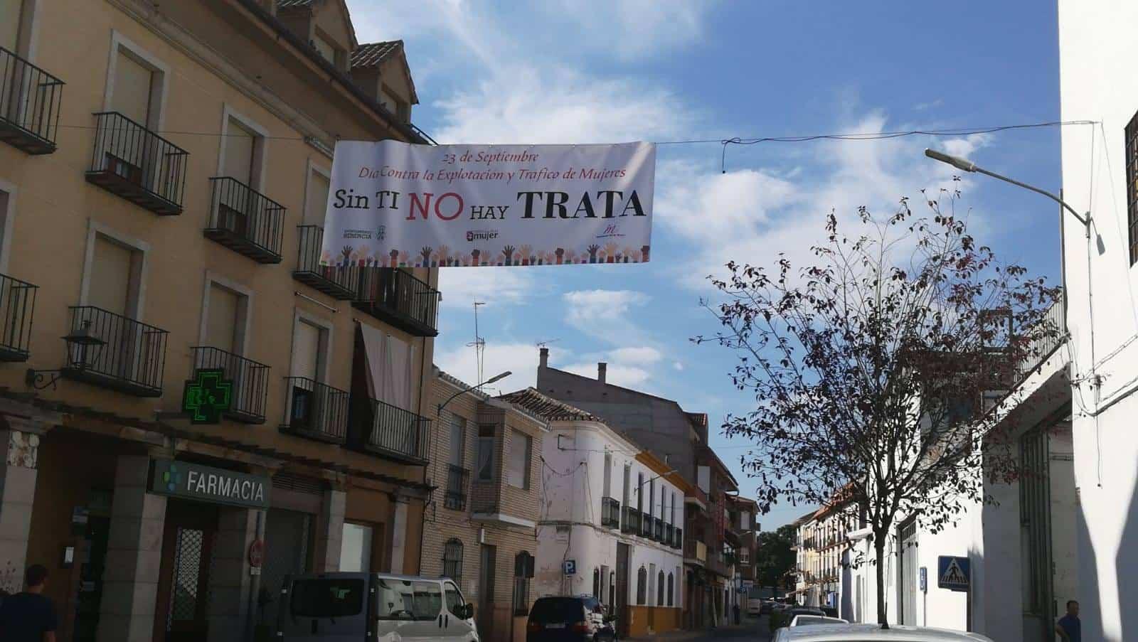 23 de septiembre: Día Contra la Explotación y Tráfico de Mujeres 1