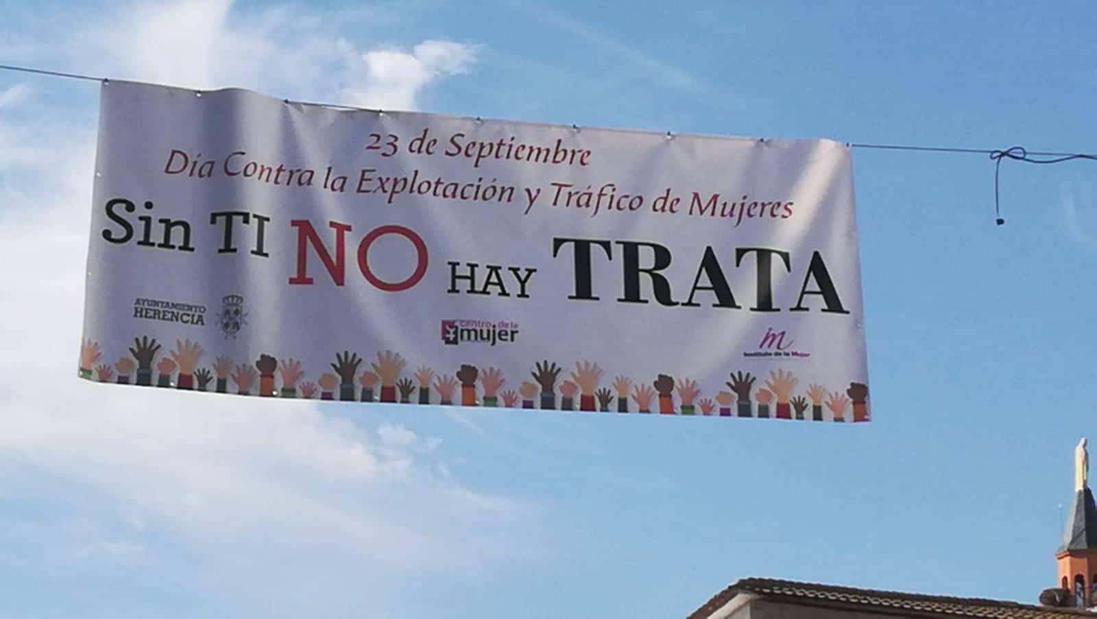 sin ti no hay trata herencia - 23 de septiembre: Día Contra la Explotación y Tráfico de Mujeres