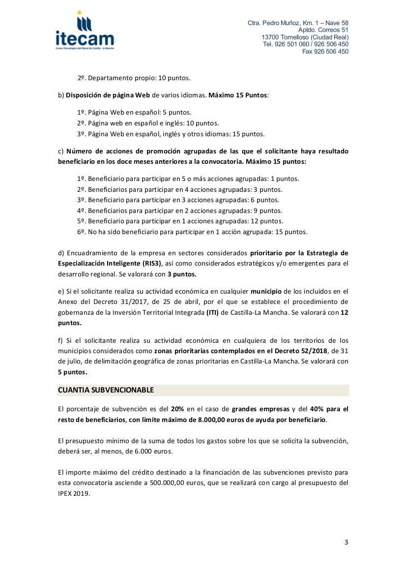 3 ayudas internacionalizacion empresas - Información sobre las ayudas para la internacionalización de empresas