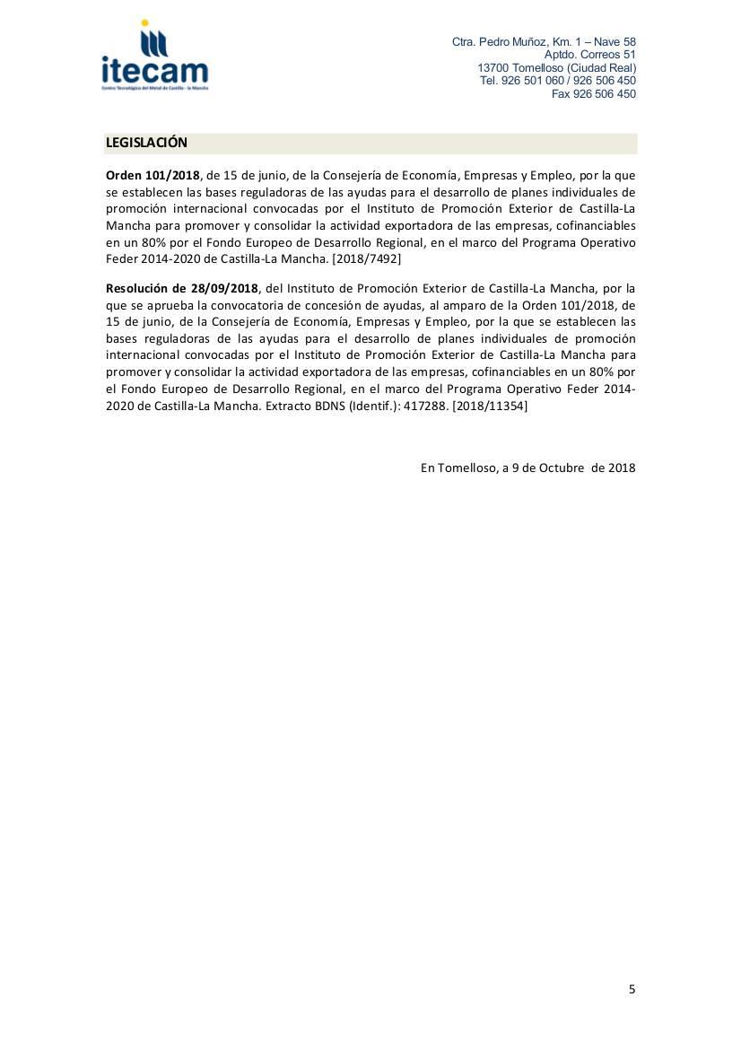 5 ayudas internacionalizacion empresas - Información sobre las ayudas para la internacionalización de empresas