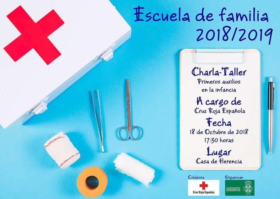 Educa auxilios 2ed - Charla: Primeros auxilios en la infancia