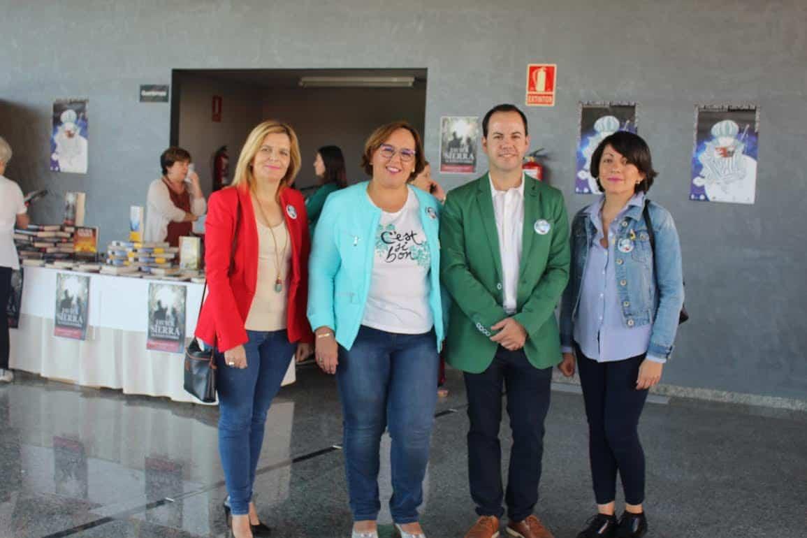 Herencia acoge el I Encuentro Provincial de Clubes de Lectura de Ciudad Real 7