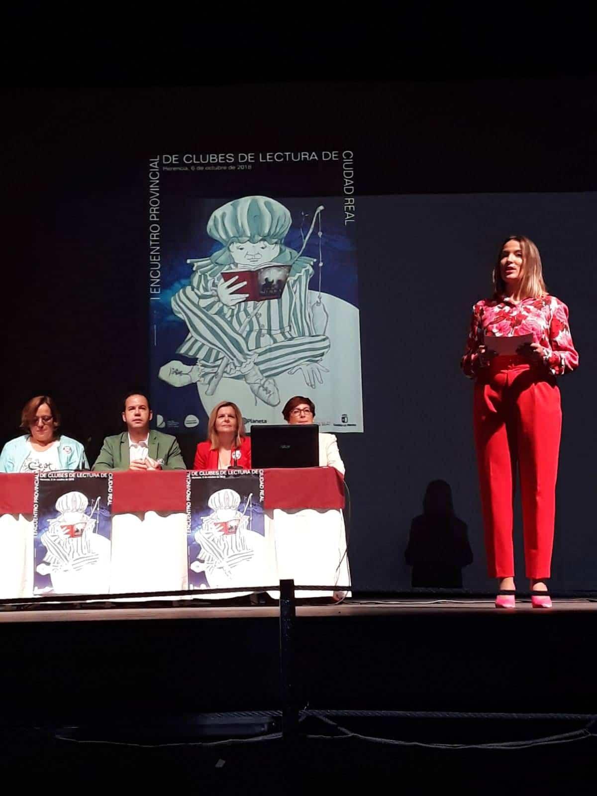 Herencia acoge el I Encuentro Provincial de Clubes de Lectura de Ciudad Real 8