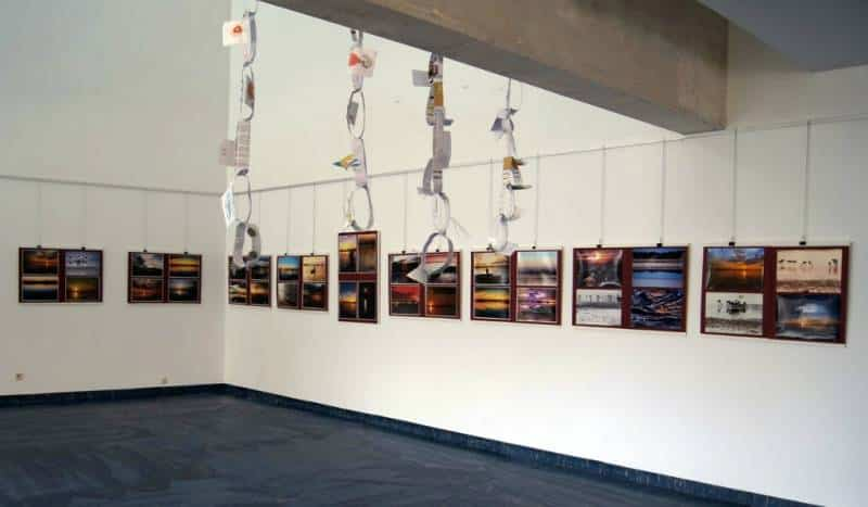 """Exposicion fotografica de Jesus MAdero en Villafranca - Madero muestra en Villafranca """"sus espacios de luz"""" de las lagunas"""