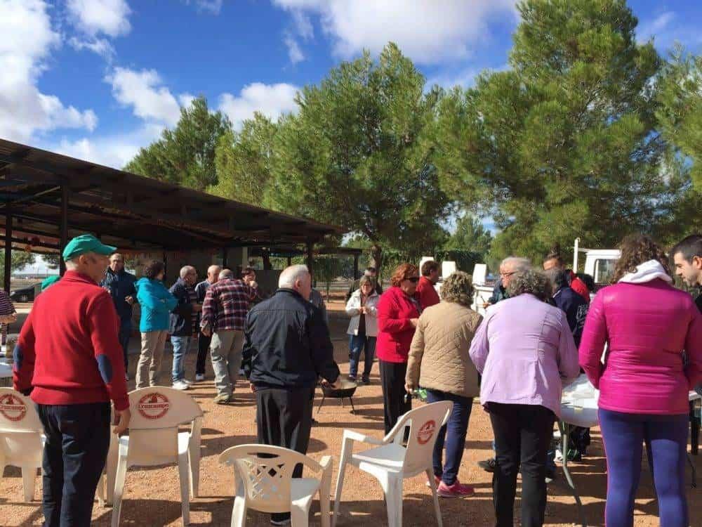 Herencia presente en el IV Encuentro de Elaboración de Migas de Alcázar 5