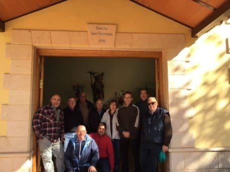 IV encuentro de elaboracion migas san cristobal alcazar 4