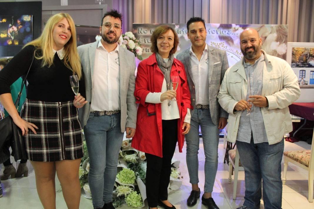 """Aragar Floristerías organizó la X Feria Nupcial """"Sí quiero"""" en Salones Mabel de Alcázar 4"""