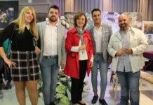 """Aragar Floristerías organizó la X Feria Nupcial """"Sí quiero"""" en Salones Mabel de Alcázar"""