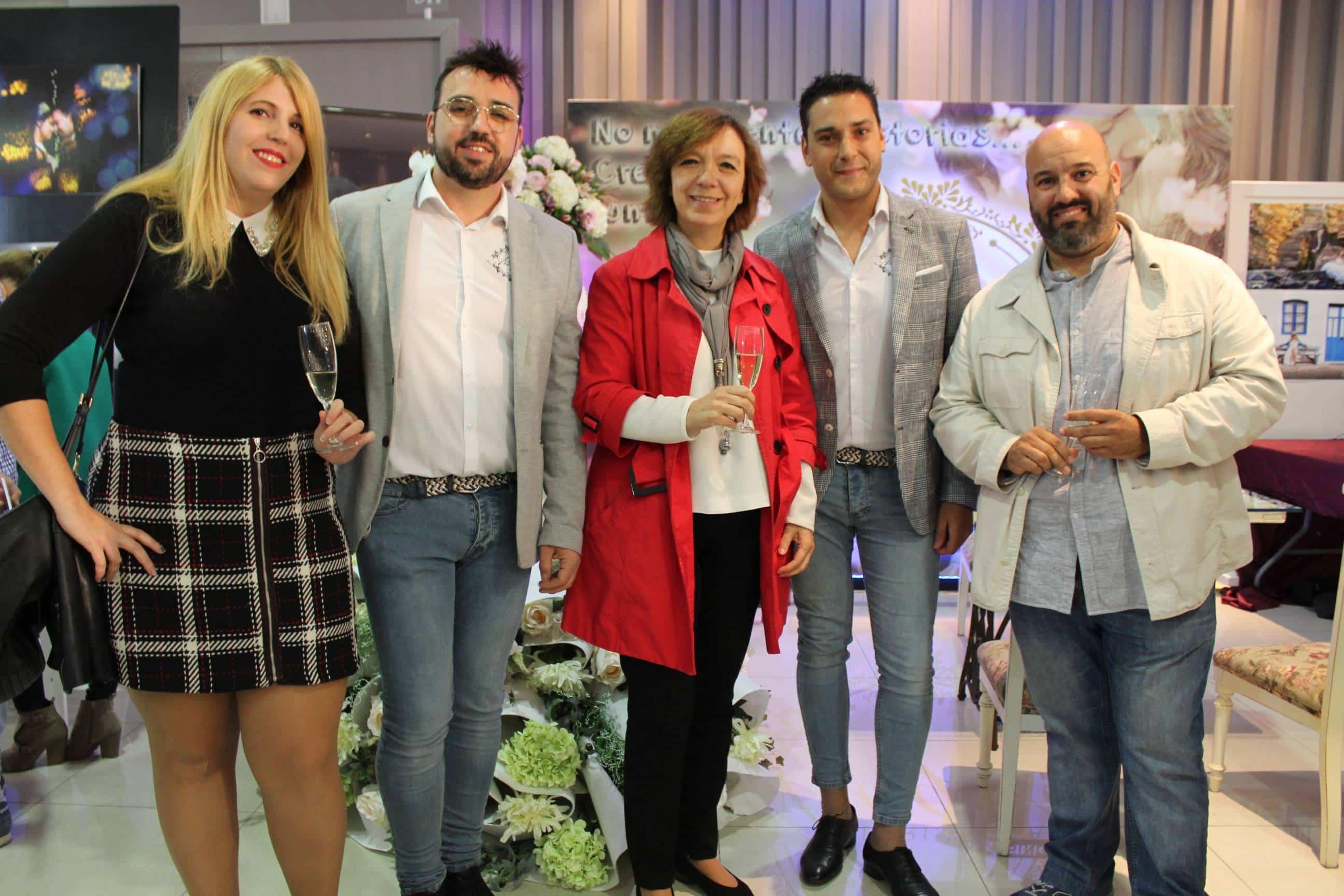 """X feria nupcial si quiero alcazar - Aragar Floristerías organizó la X Feria Nupcial """"Sí quiero"""" en Salones Mabel de Alcázar"""