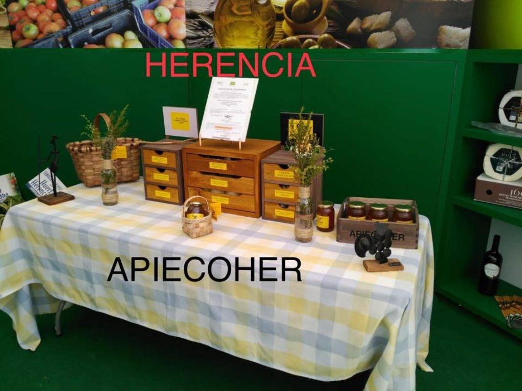 Apiecoher en el inicio de las VI Jornadas de Agricultura y Ganadería de Herencia 1