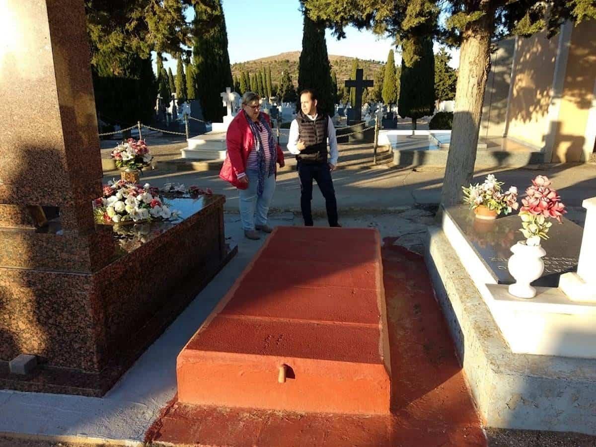 cementerio de herencia alcalde concejales - Servicio de autobús al cementerio por el Día de Todos Los Santos