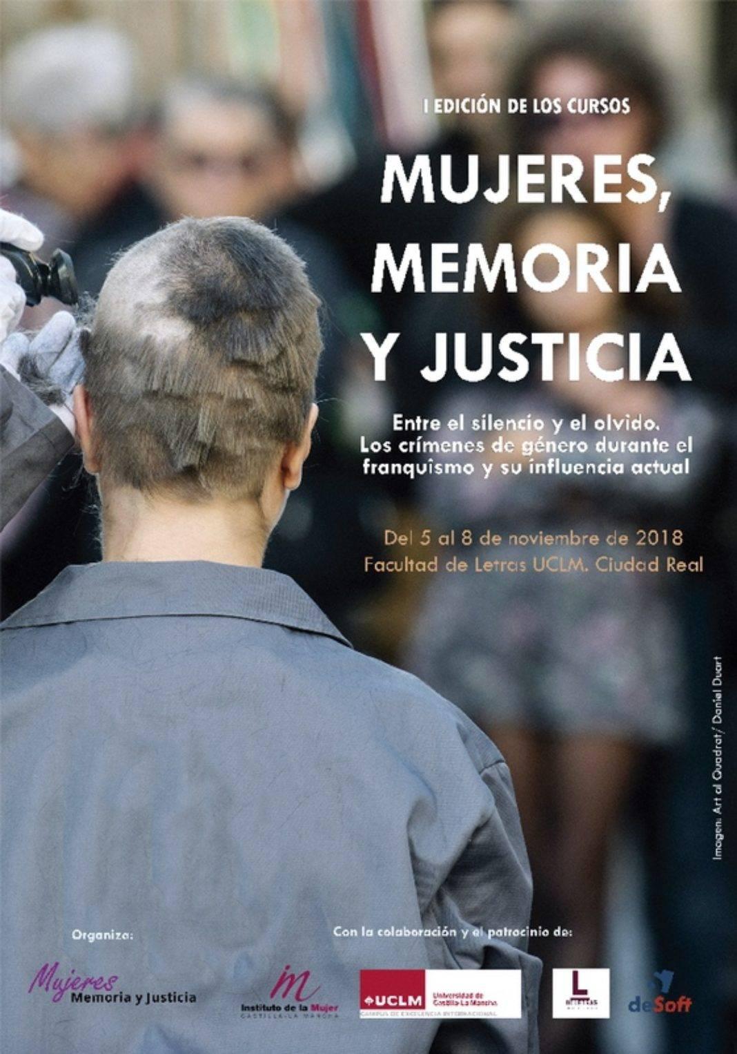 Un curso sobre los crímenes de género durante el franquismo aborda el caso de Herencia 10