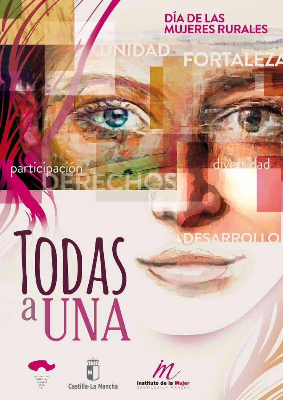 Conmemoración del Día Internacional de la Mujer Rural en Herencia 2