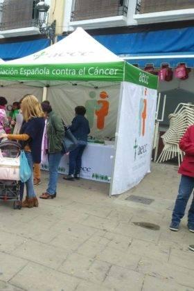 dia mundial contra el cancer de mama en Herencia 10 280x420 - Herencia se suma al rosa en el Día Mundial Contra el Cáncer de Mama