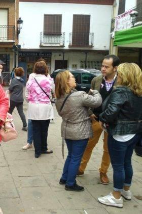 dia mundial contra el cancer de mama en Herencia 2 280x420 - Herencia se suma al rosa en el Día Mundial Contra el Cáncer de Mama