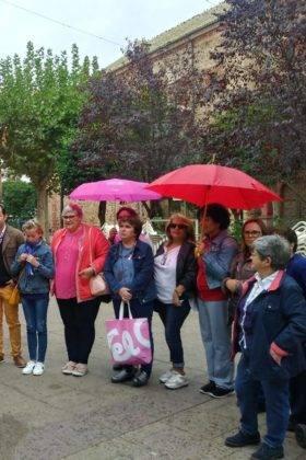 dia mundial contra el cancer de mama en Herencia 4 280x420 - Herencia se suma al rosa en el Día Mundial Contra el Cáncer de Mama