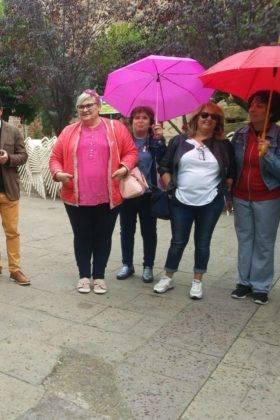 Herencia se suma al rosa en el Día Mundial Contra el Cáncer de Mama 5