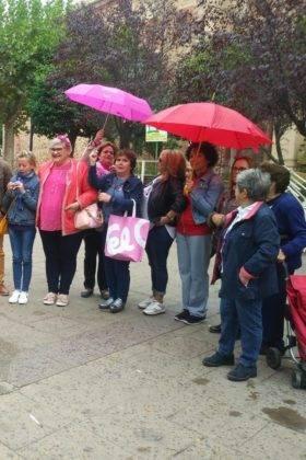 dia mundial contra el cancer de mama en Herencia 6 280x420 - Herencia se suma al rosa en el Día Mundial Contra el Cáncer de Mama