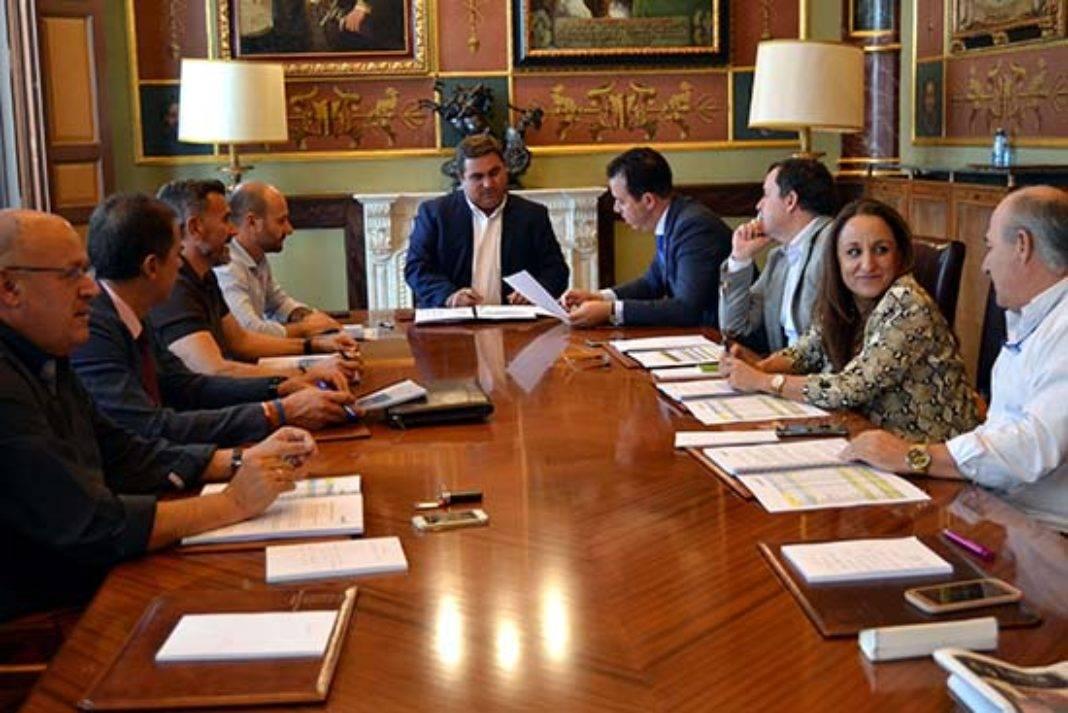 emaser 2 consejo admon 1068x713 - Emaser aprueba el presupuesto del 2019 para la provincia de Ciudad Real y las nuevas tarifas