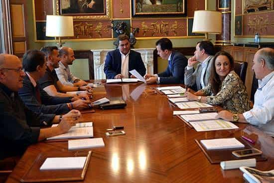 emaser 2 consejo admon - Emaser aprueba el presupuesto del 2019 para la provincia de Ciudad Real y las nuevas tarifas