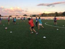 futbol escuelas deportivas herencia