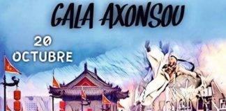 Axonsou celebrará su Gala 2018 en el Auditorio Municipal