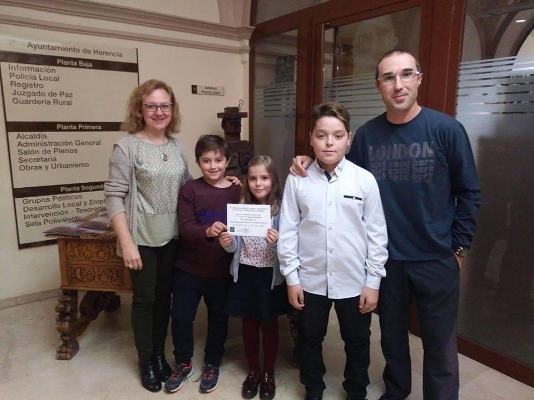 """Ganadores del Concurso de dibujo """"El campo en tu pueblo"""" 4"""