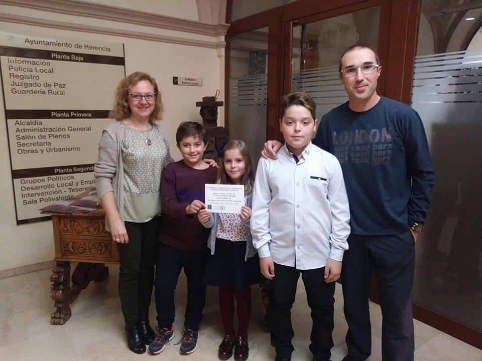 """Ganadores del Concurso de dibujo """"El campo en tu pueblo"""" 3"""