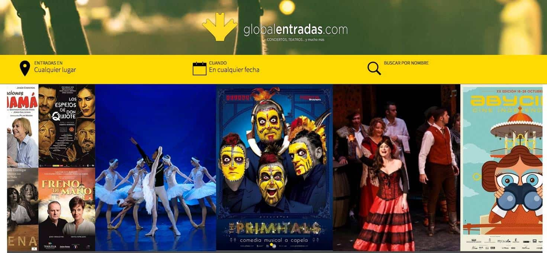 globalentradas auditorio herencia - El Auditorio de Herencia estrena la venta de entradas numeradas