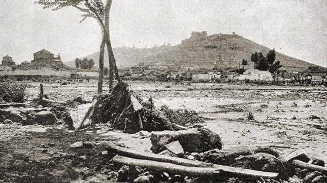 """""""La Riada de Consuegra (1891) -Visión desde Herencia-"""" 9"""