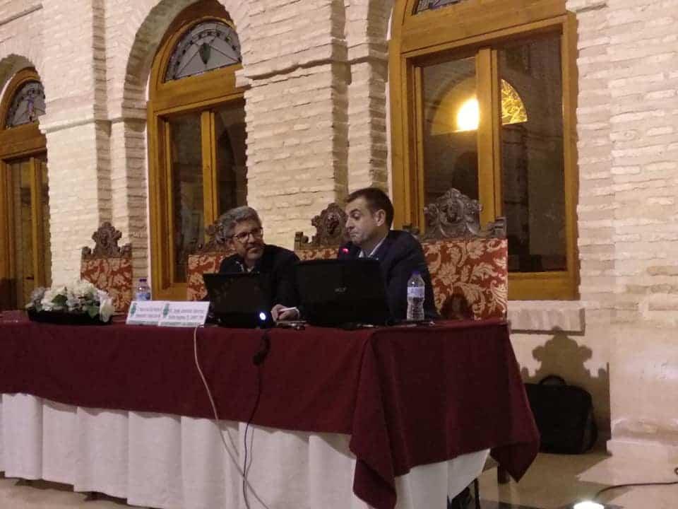El presentador Jorge Jaramillo cerro con una ponencia sobre cooperativismo 3