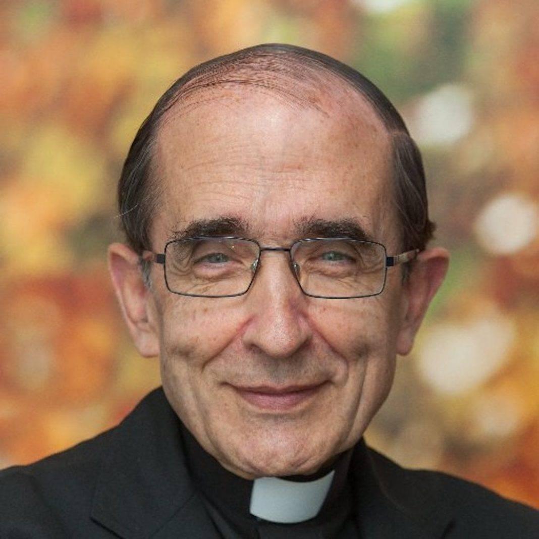 El herenciano Juan García-Morato Rector de la Basílica de San Miguel de Madrid 7
