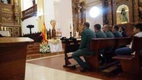 misa patrona guardia civil herencia 293x165 - La Guardia Civil de Herencia celebró el día de su patrona la Virgen del Pilar