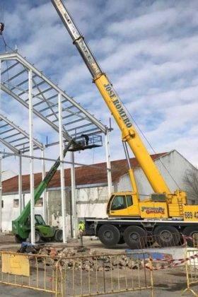 Nuevas instalaciones de la Cooperativa Vitivinícola San José en Herencia 12