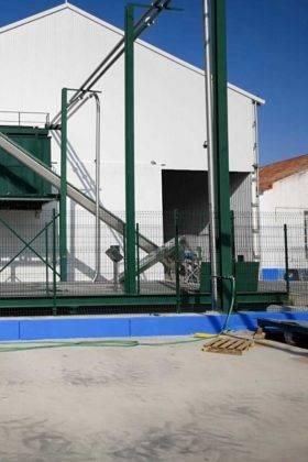 Nuevas instalaciones de la Cooperativa Vitivinícola San José en Herencia 3