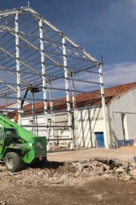 Nuevas instalaciones de la Cooperativa Vitivinícola San José en Herencia 4