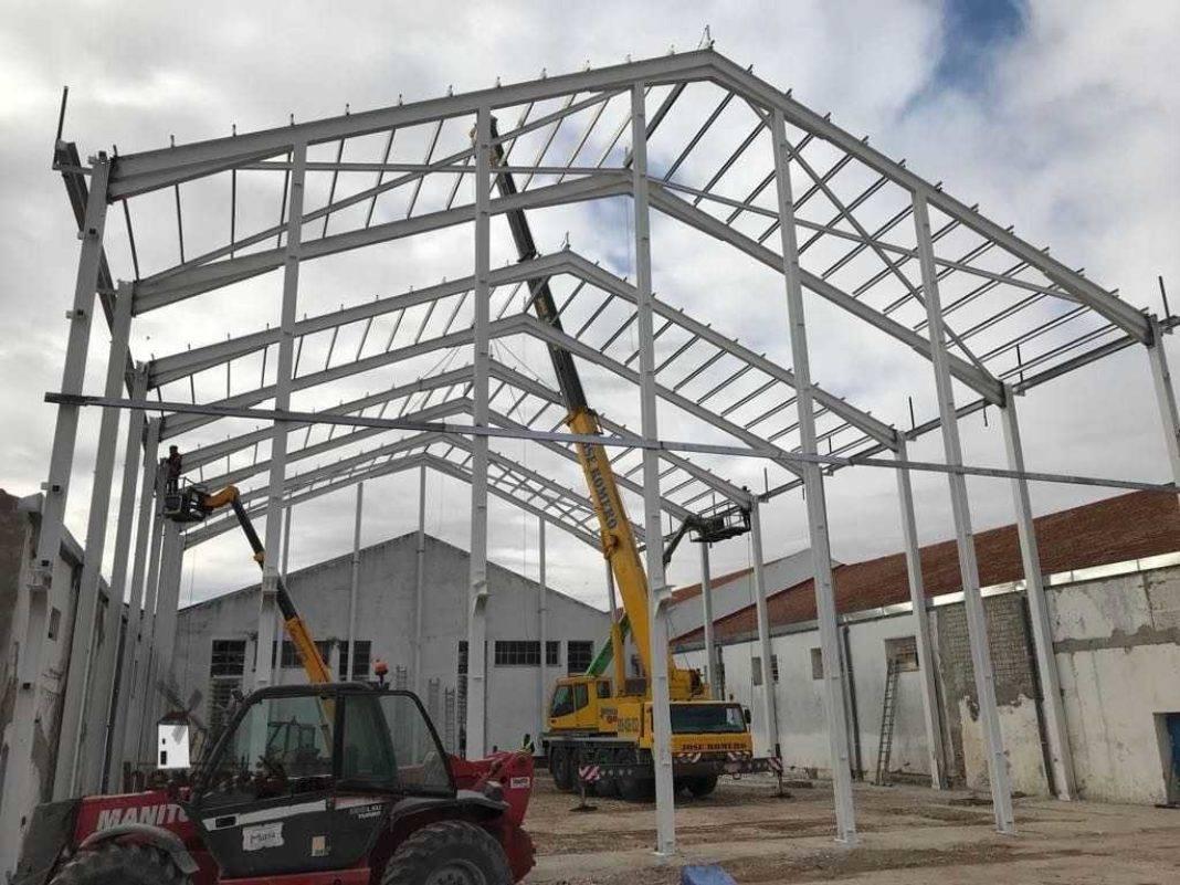 Nuevas instalaciones de la Cooperativa Vitivinícola San José en Herencia 30