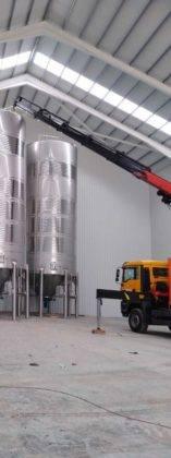 Nuevas instalaciones de la Cooperativa Vitivinícola San José en Herencia 6