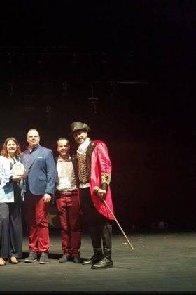 paco heras en gala axonsou 2018 280x420 - La Gala Axonsou 2018 nos prepara para el Carnaval de Herencia 2019