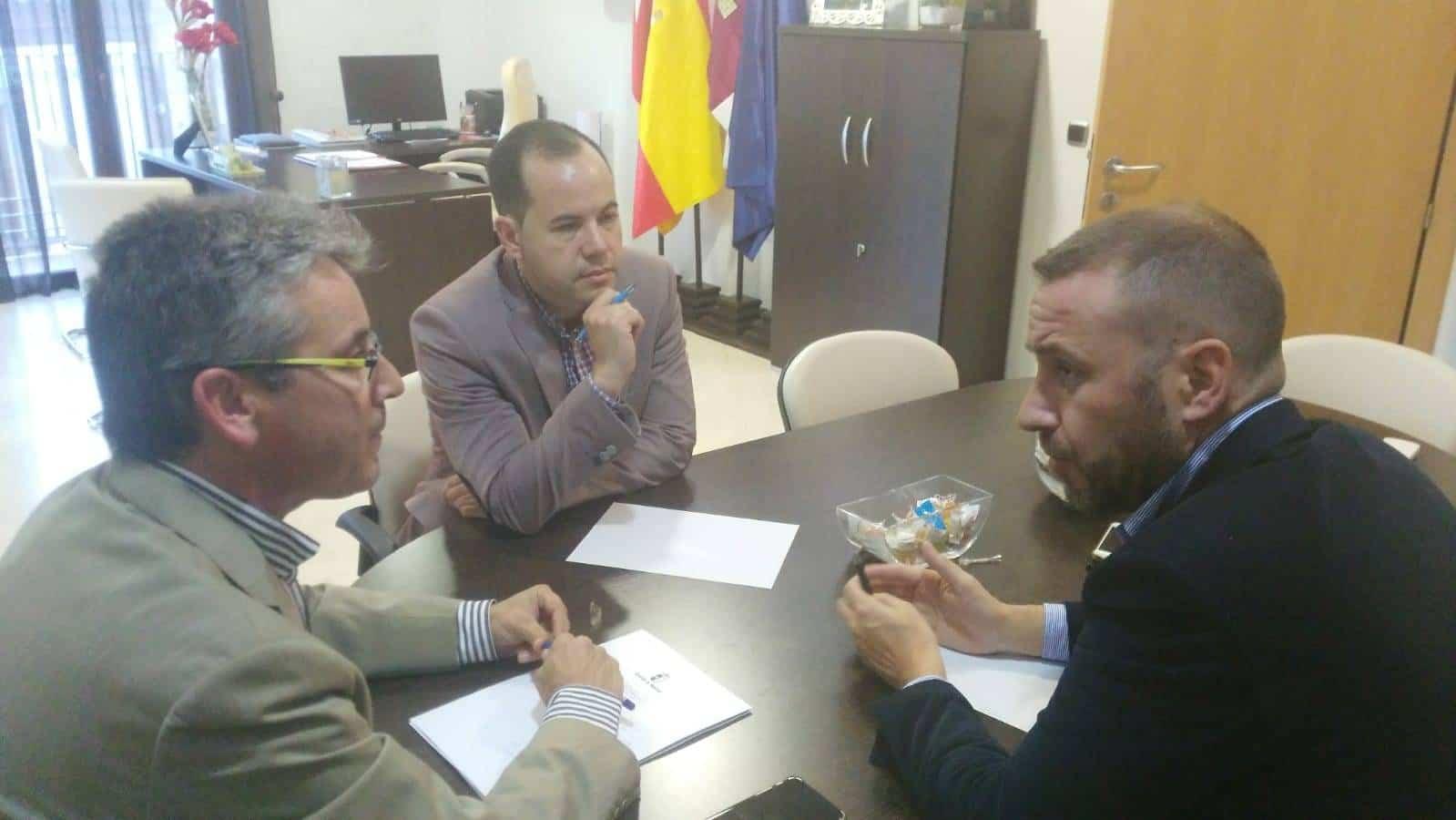 El Consejo de Desarrollo Económico e Innovación visita las empresas locales 3