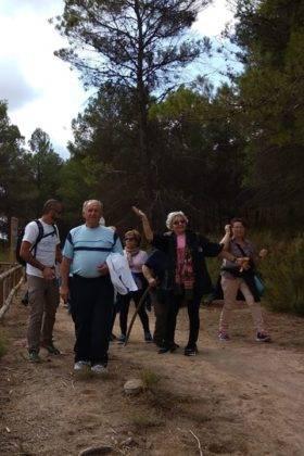 ruta senderista por las lagunas de Ruidera 1 280x420 - Clausurada la Semana del Mayor en Herencia