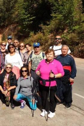 ruta senderista por las lagunas de Ruidera 2 280x420 - Clausurada la Semana del Mayor en Herencia