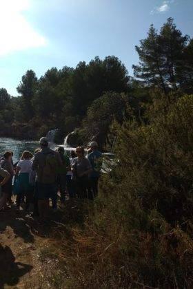 ruta senderista por las lagunas de Ruidera 280x420 - Clausurada la Semana del Mayor en Herencia