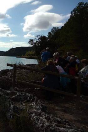 ruta senderista por las lagunas de Ruidera 5 280x420 - Clausurada la Semana del Mayor en Herencia
