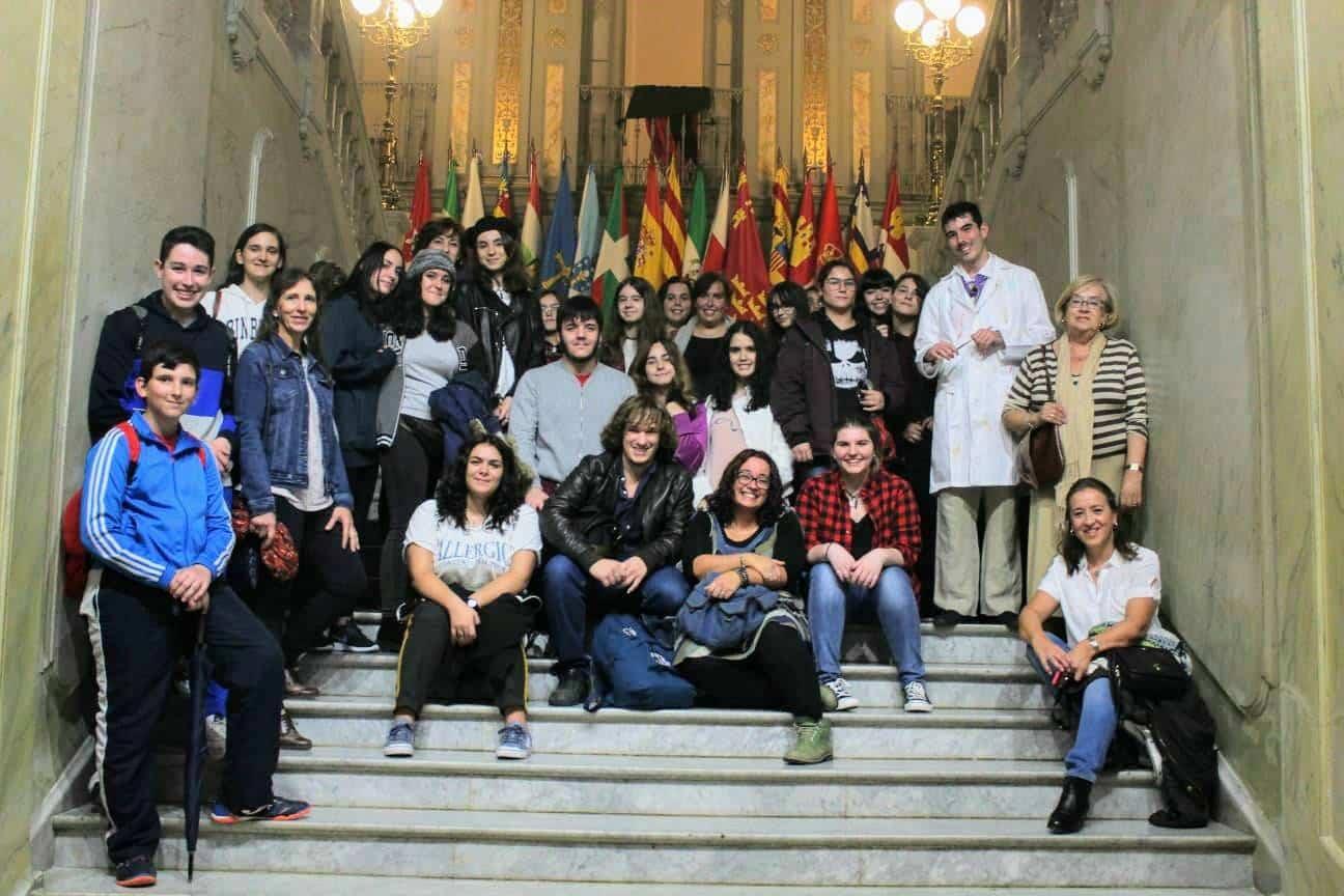 Universidad Popular rinde homenaje a los 125 años del Palacio Provincial de Diputación 3